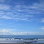 良い波がブレイク