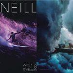 2018オニールウエットスーツ